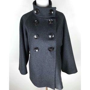 Zara Woman Grey Coat
